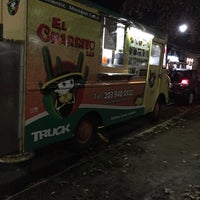 Photo taken at El Charrito Taco Truck by Dave N. on 11/7/2014