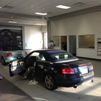 Audi Of Fairfield Service Department Automotive Shop - Fairfield audi