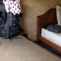 Photo taken at Hotel Versalles (Hostel International) by Julio N. on 12/20/2013