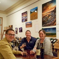 Photo taken at Core Wine Company by Thomas Cole O. on 12/29/2016