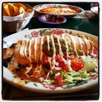 Photo taken at 3 Margaritas Family Mexican Restaurant by Thomas Cole O. on 7/15/2013