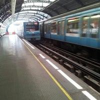 Photo taken at Metro Camino Agrícola by Javier D. on 2/20/2013