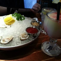 Photo taken at Pappas Seafood House by Alicia R. on 2/9/2013