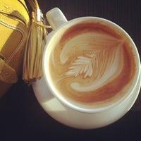 Photo taken at SteamDot Espresso & Coffee Lab by Kseniya S. on 1/25/2013