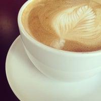 Photo taken at SteamDot Espresso & Coffee Lab by Kseniya S. on 3/21/2013