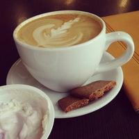 Photo taken at SteamDot Espresso & Coffee Lab by Kseniya S. on 1/31/2013