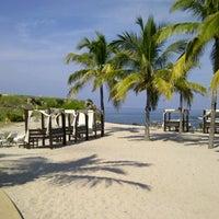 Photo taken at Four Seasons Resort Punta Mita by Fidel C. on 11/6/2012