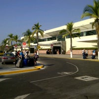 Photo taken at Licenciado Gustavo Díaz Ordaz International Airport (PVR) by Fidel C. on 1/25/2013