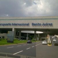 Foto diambil di Aeropuerto Internacional de la Ciudad de México (MEX) oleh Fidel C. pada 7/19/2013
