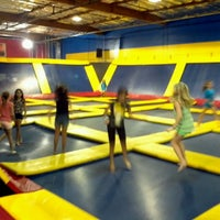 Photo taken at Sky High Sports by Matthew Y. on 6/12/2013