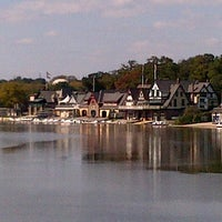 Foto scattata a Boathouse Row da Paul V. il 9/21/2012