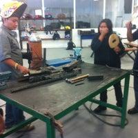 Photo taken at Laboratorio De Manufactura UPQ by Ivan S. on 6/25/2013