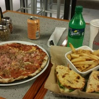 Photo taken at Spris Artisan Pizza by Jonathan C. on 9/4/2015