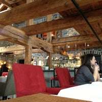 Photo taken at Auberge St-Antoine by Andre J. on 12/20/2012