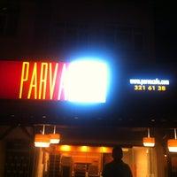 Photo taken at Parva Cafe by Berkay T. on 6/16/2013