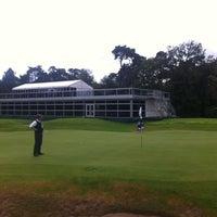 Photo taken at Hilversumsche Golfclub by Hans L. on 9/14/2012