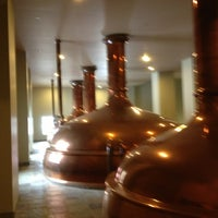 Photo taken at New Glarus Brewing Company by Steve K. on 12/29/2012