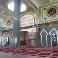 Photo taken at @Masjid Agung Luwuk by alwi d. on 8/6/2013