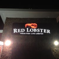 Photo taken at Red Lobster by @24K on 10/14/2012