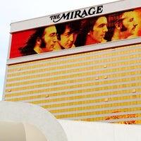 Foto tomada en The Mirage Hotel & Casino por @24K el 5/6/2013