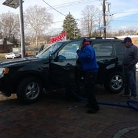 Photo taken at Kearny Auto Spa by Soulhuntre on 12/7/2013