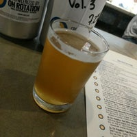 Photo taken at On Rotation Brewery + Taproom by Kyle T. on 3/10/2018