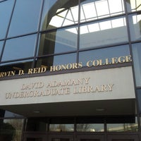 Photo taken at WSU David Adamany Undergraduate Library by Abhinav V. on 12/1/2012