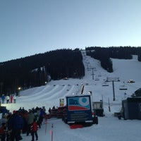 Photo taken at Coca Cola Tubing Hill by Cara on 1/5/2013