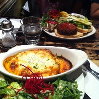 Photo taken at Lola Rosa Café by Amy on 10/29/2012