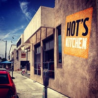 Photo taken at Hot's Kitchen by Kelley W. on 8/3/2013