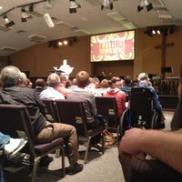 Photo taken at County Line Church by Anton B. on 5/12/2013