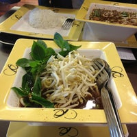 Photo taken at Noodle Garden, Flavour Foodcourt by Katang T. on 12/21/2012