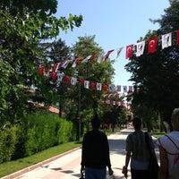 Photo taken at Oğuz Ata Tesisleri by Elif K. on 8/30/2013