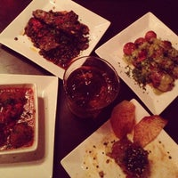 Photo taken at Firefly Tapas Kitchen & Bar by David R. on 10/10/2012