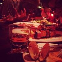 Photo taken at FIREFLY* Tapas Kitchen & Bar by David R. on 9/26/2012