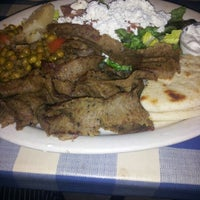 Photo taken at My Big Fat Greek Restaurant by Donny R. on 2/17/2013