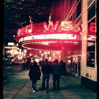 Photo taken at AMC Loews 34th Street 14 by Roudra on 5/5/2013