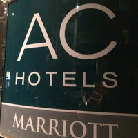 Photo taken at AC Hotel Lleida by Marriott by Anna A. on 3/12/2016