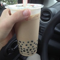Photo taken at Chewy Boba Company by Jared  S. on 10/2/2012