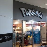 Foto diambil di Pokémon Center TOKYO oleh Souta K. pada 10/21/2012