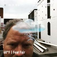 Photo taken at Fear Fair by Brett H. on 7/13/2015