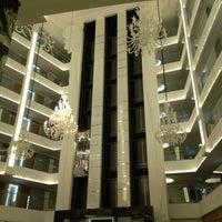 Das Foto wurde bei Q Premium Resort Hotel Alanya von T.Burak T. am 6/13/2013 aufgenommen
