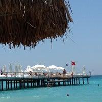 6/15/2013 tarihinde T.Burak T.ziyaretçi tarafından Q Premium Beach 'de çekilen fotoğraf