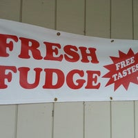 Photo taken at Pattikens Fudge Factory by TheDiva R. on 9/2/2013