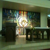 Photo taken at St. Simon Catholic Church by Perry H. on 3/29/2013