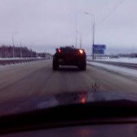 Photo taken at Парковка Hyundai by Igor B. on 4/2/2013