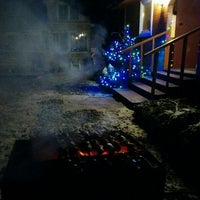 "Photo taken at Садоводство ""Скороход"" by Denis G. on 1/1/2016"