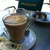 Photo taken at Bracafé by Kira on 6/14/2013