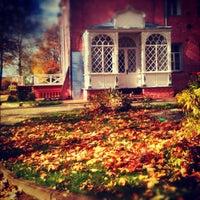 Photo taken at Музей-усадьба «Мураново» by Mikkle M. on 10/4/2012