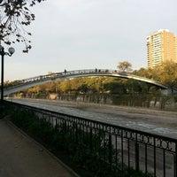 Foto tirada no(a) Puente Peatonal Condell por Veronica F. em 5/1/2013